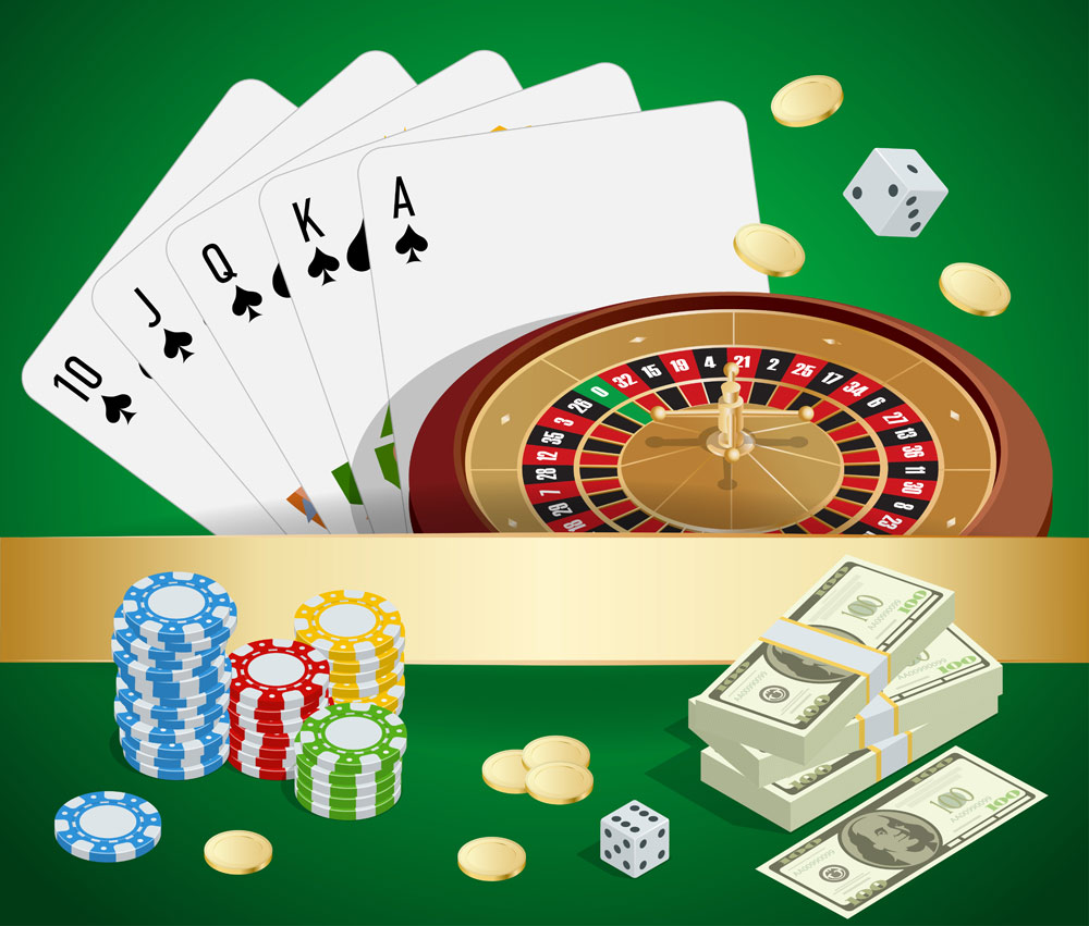 Understanding craps table